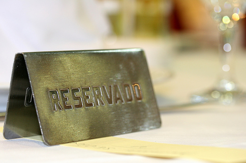Reservado by jenny downing -- used under Creative Commons lincense