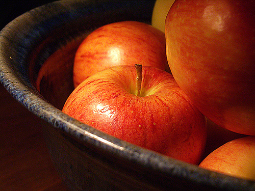 Gala Apples, by The Marmot, used under CC license