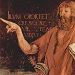 Advent 2: Thinking About John the Baptist (Heidelberg Catechism Q. 69)