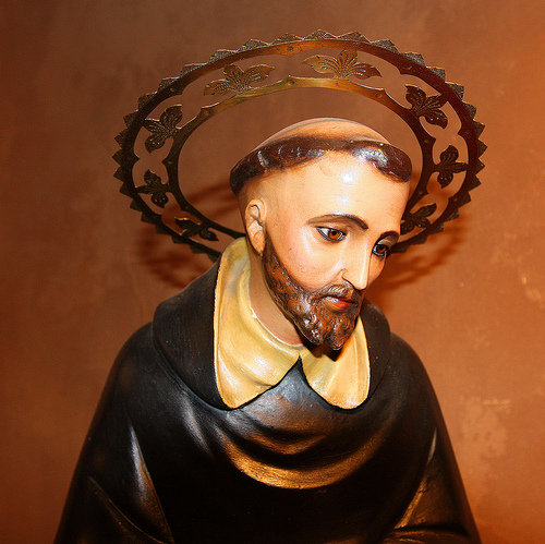 St Dominic, by Rennett Stowe, used under cc license