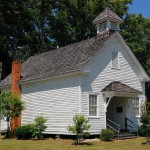 Restored Schoolhouse, Donald Lee, used under cc license