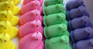 For the Love of Peeps, by Kate Ter Haar, cc license