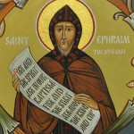 Ephraim the Syrian Ephrem, by Ted on Flikr under CC license