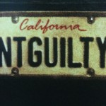 Not Guilty, by Ged Carroll, cc license