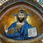 Christ Pantocrator (photo by Waiting for the Word, cc license)