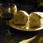 bread and wine #1, khrawlings, cc license