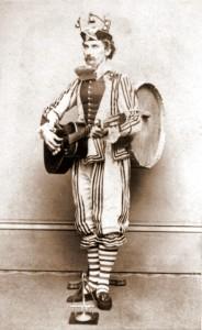 One man band, public domain via Wikipedia