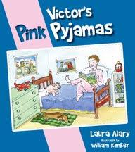Victor's Pink Pajamas