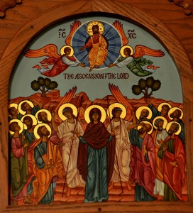 Why proclaim that Christ ascended?