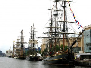 Setting sail into writing fiction