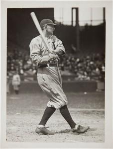 Ty Cobb (Public Domain)