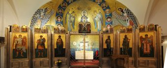 First Visit to an Orthodox Church (pt. 3): Eyes vs Ears
