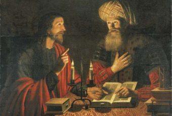 Monday Meditation: RCL Year B, Trinity Sunday, John 3:1-17