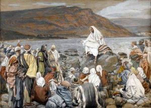 Mark 6:30-34, 53-56