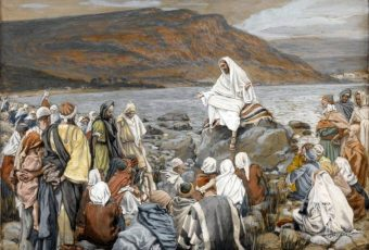 Monday Meditation: RCL Year B, 16th Sunday in Ordinary Time, Mark 6:30-34, 53-56