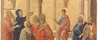 Monday Meditation: RCL Year C, 1st Sunday after Christmas, Luke 2:41-52