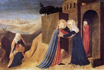 Monday Meditation: RCL Year C, Advent 4, Luke 1:39-55