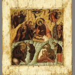 Apolytikion of the Forefeast of the Nativity