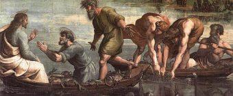 Monday Meditation: RCL Year C, 5th Sunday after Epiphany, Luke 5:1-11