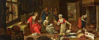 Monday Meditation: RCL Year C, 6th Sunday after Pentecost/Proper 11(16), Luke 10:38-42