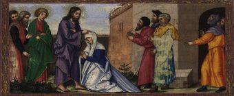Monday Meditation: RCL Year C, 11th Sunday after Pentecost/Proper 16(21), Luke 13:10-17