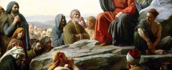 Monday Meditation: RCL Year A, Fourth Sunday after the Epiphany, Matthew 5:1-12