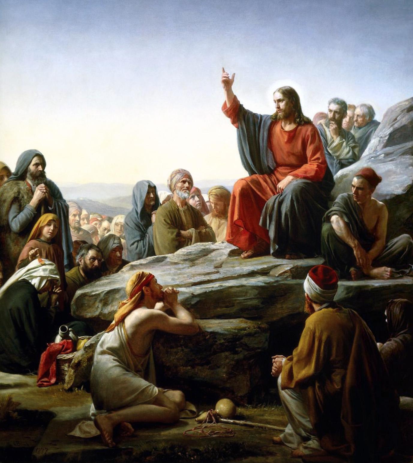Matthew 5:1-12