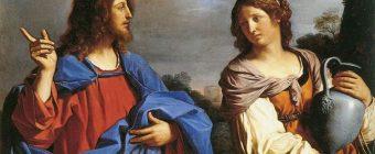 Monday Meditation: RCL Year A, Lent 3, John 4:5-42