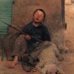 A Children's Sermon on John 9:1-41 — Jesus Heals a Man Blind from Birth