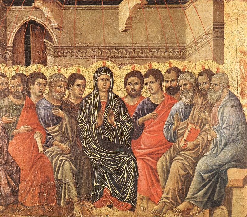 A Children's Sermon on Acts 2:1-21