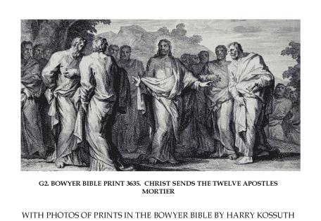 Matthew 9:35-10:8(9-23)