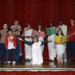 Zoom Christmas pageant