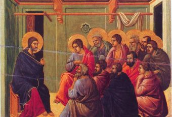 a children's sermon on John 17:6-19