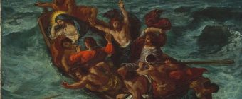 children's sermon on Mark 4:35-41