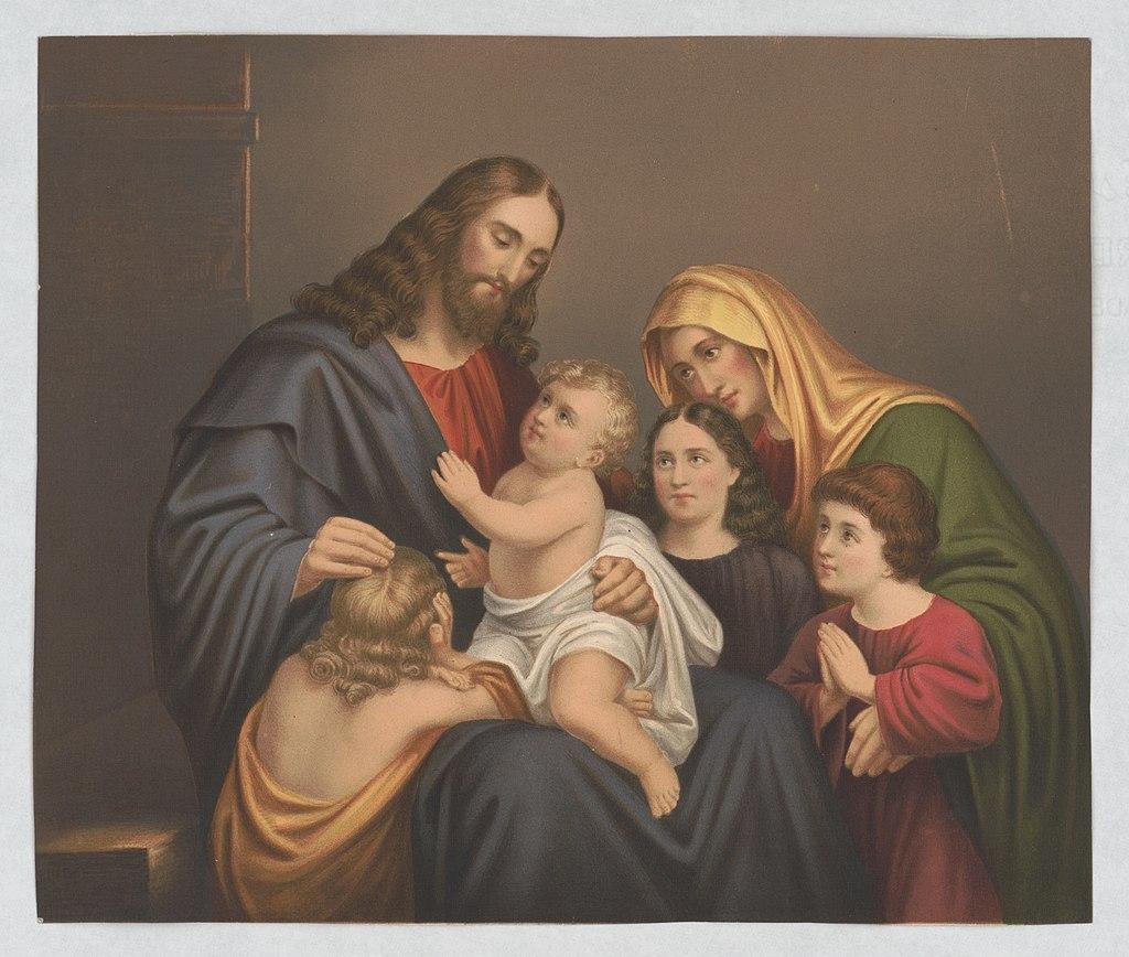 children's sermon on Mark 9:30-37